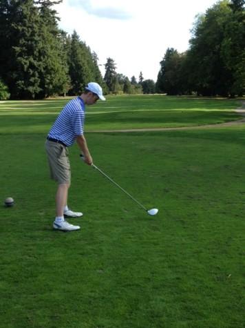 Seattle Prep Golf Putt-ing in the Work