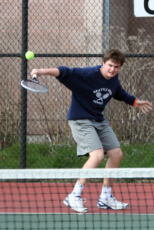 Tennis Team Serves Up High Expectations