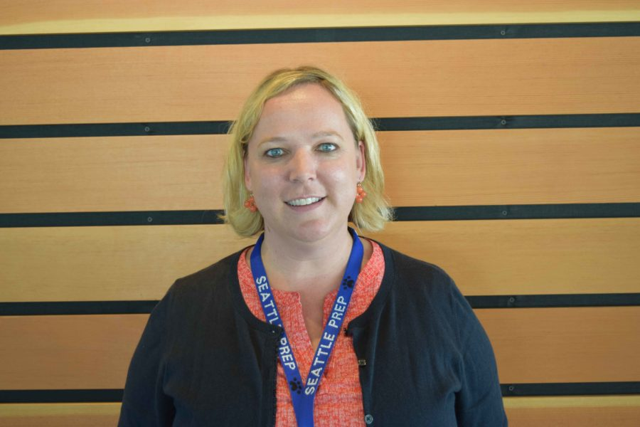 The Seattle Prep Panther | Faculty and Staff Profile: Erin Luby