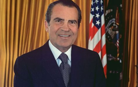 The Watergate Scandal led to President Richard Nixon resigning from the Presidency.
