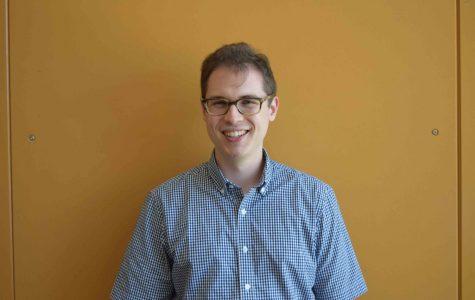 Faculty/Staff Profile: Dominic Rosato