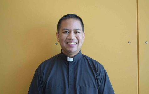 Faculty/Staff Profile: Fr. Ryan Rallanka, SJ