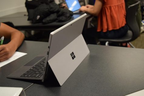 Students Respond to Surface Switch
