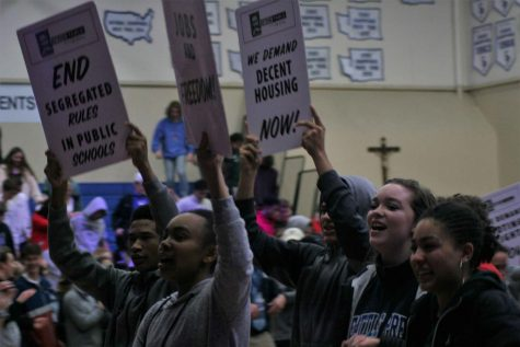 Black Student Union Spreads Solidarity, Justice