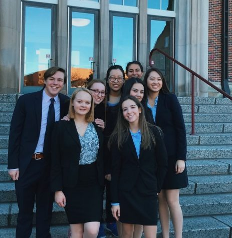 Mock Trial Places Third in Prestigious Providence Cup Competition