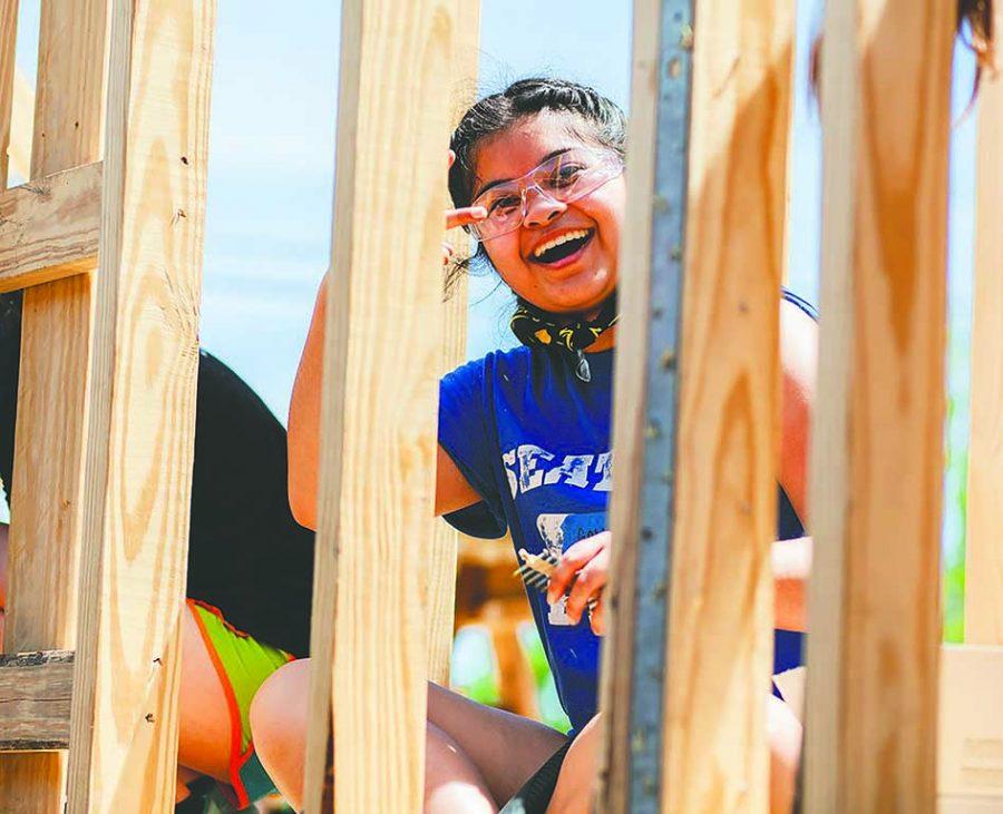 Prep Students Serve Communities In-Need During Break Trips
