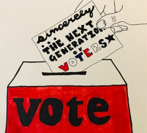 Drop [those ballots] Like Its Hot: Members of the Class of 2021 Exert their Right to Vote