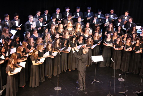 Seattle Prep Choir to Perform at Benaroya Hall