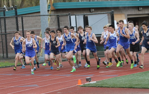Seasoned Prep Seniors Lead Track Team