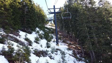 Slow Ski Season Grinds to a Halt