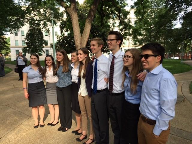 Mock Trial Returns to Nationals