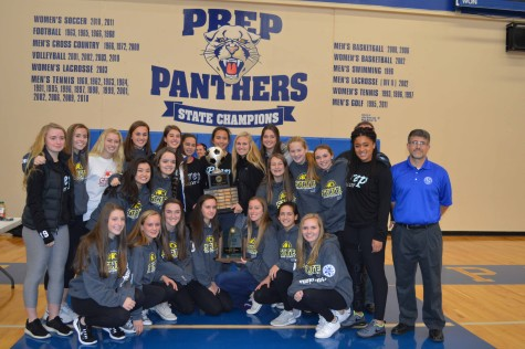 Prep Soccer and Swimming Victorious at State