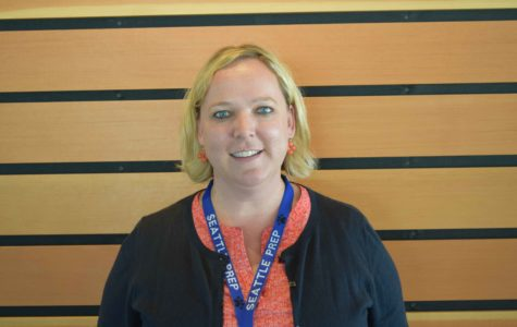 Faculty and Staff Profile: Erin Luby