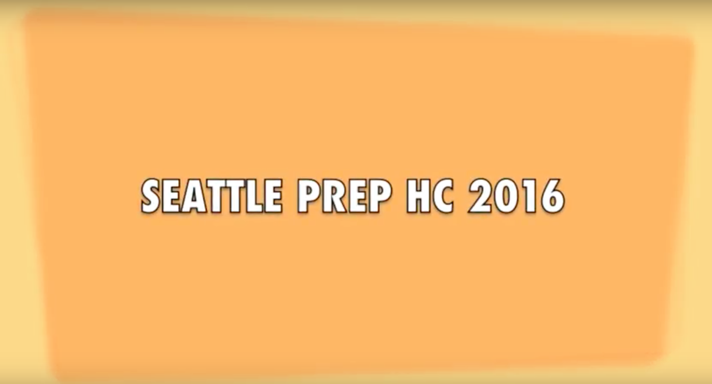 Seattle Prep Homecoming 2016