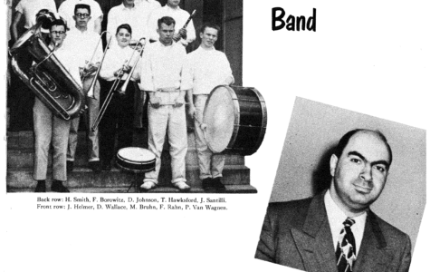 New Student Pep Band Makes First Appearance