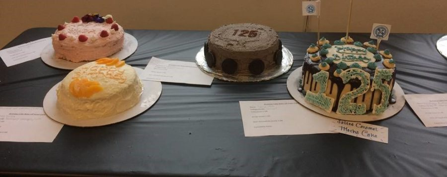 The Olympic Week Baking Contest showed Prepster's ability to decorate and bake at the highest level.