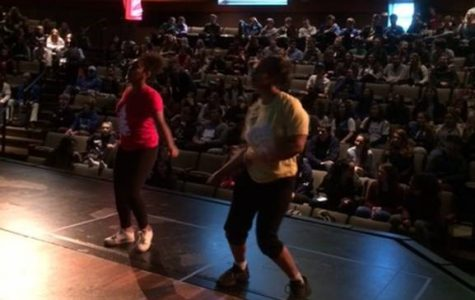 Kinect Dance Connects Students