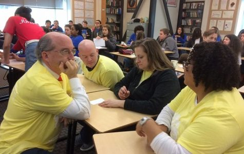 Quiz Bowl Pits Panther Wits