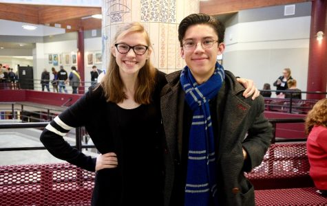 Prepsters Qualify for Washington State Thespian Festival