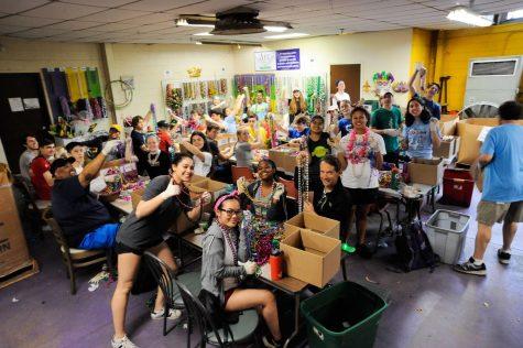 Students Serve NOLA on Annual Trip