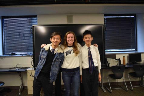 Prep Hosts German and Chinese Exchange Students