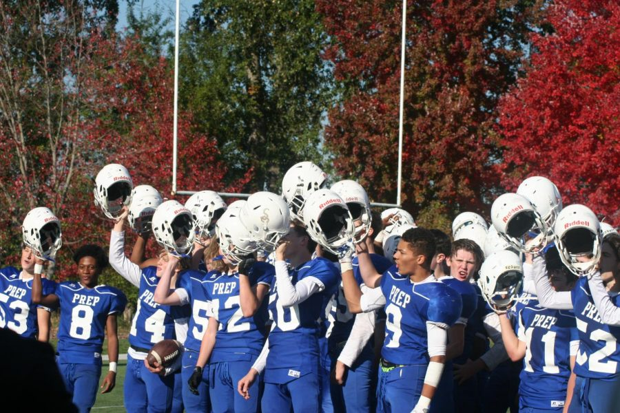 Photo Gallery: Frosh Football Finishes Season Strong