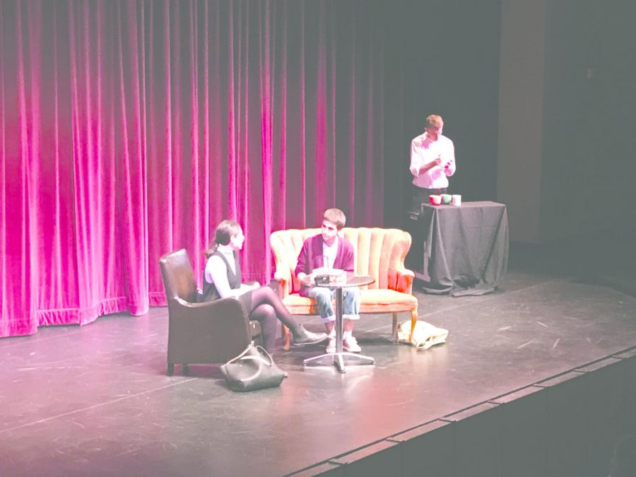 One Acts Spring onto Seattle Prep Stage