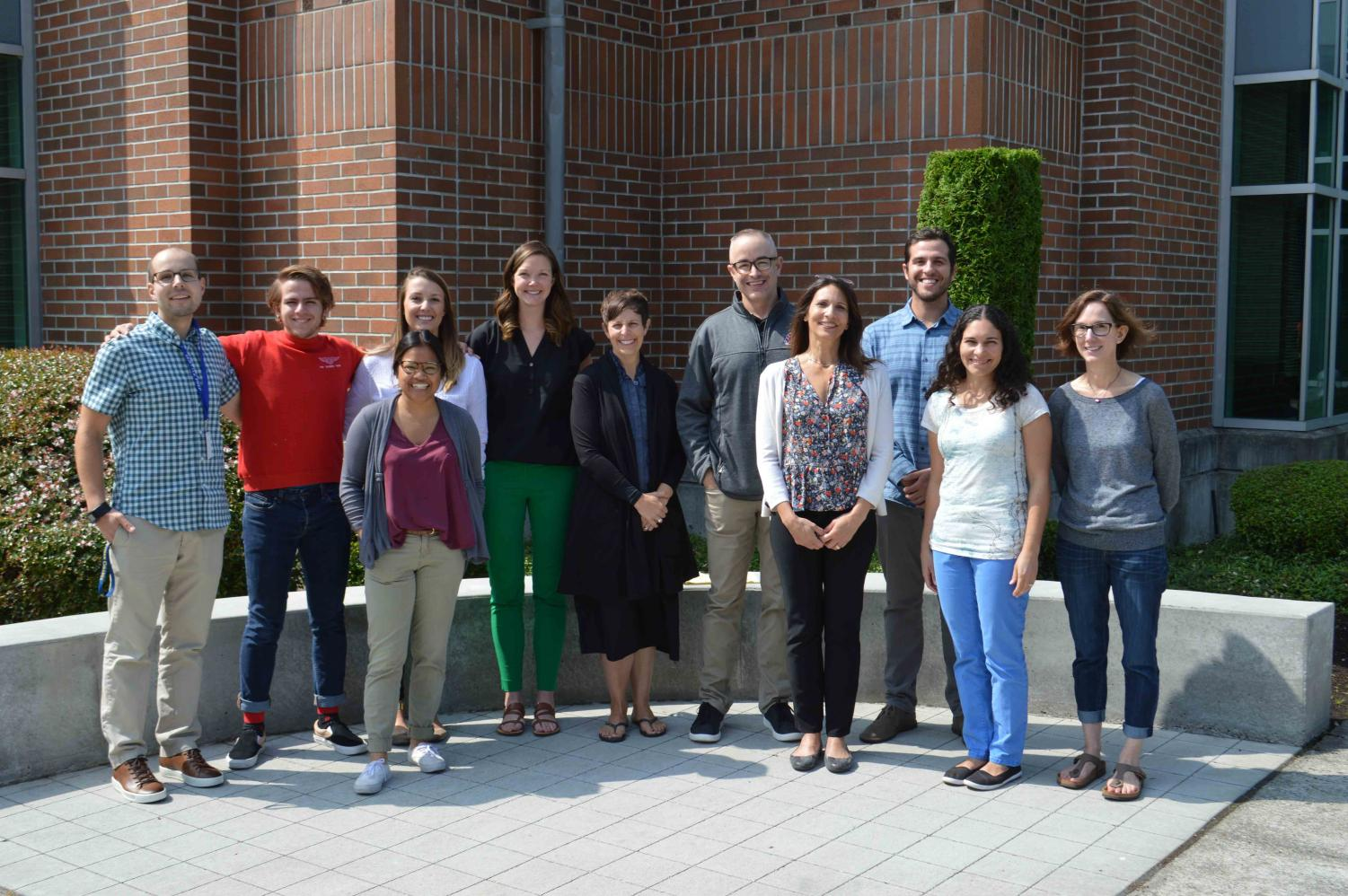 Meet the New Faculty/Staff 2018-19