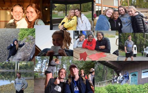 Seniors Share Stories on Pilgrimage