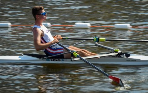 Max Heid Prepares to Continue His Rowing Career at UW