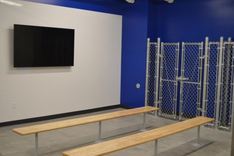 Students, Faculty React to New Locker Rooms
