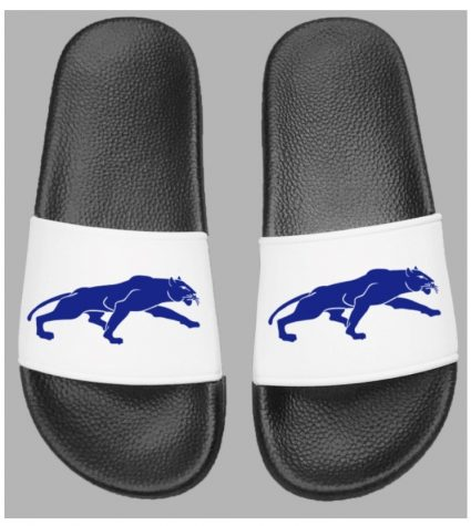 Business Club released their first product this year, Seattle Prep slides. The in store price for a pair is $25.