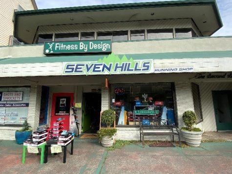 Seven Hills Running Shop, Magnolia