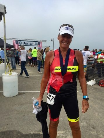 Ms. Ritchie's Triathlon Triumph