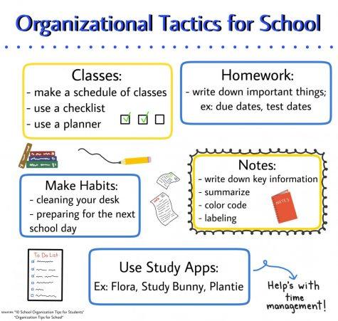 Organizational Tactics for Online School