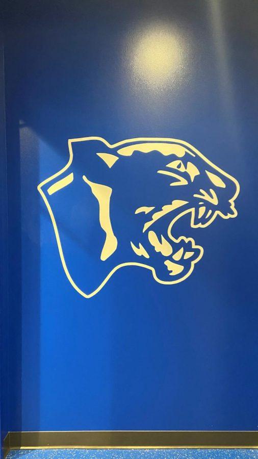 Panther+Logo+Locker+Room