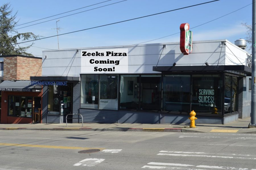Pizza Wars: Zeeks Moves in Next to Pagliacci