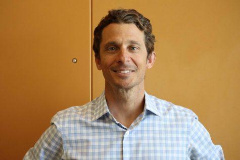 Science Teacher Darren Greve