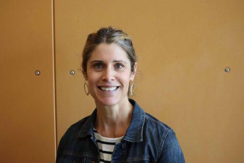 World Languages teacher Maureen Nemeth