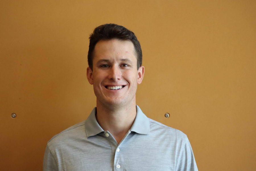 Math Teacher Sam Bennett